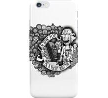 SUPER FAN - VARIANT 2 iPhone Case/Skin