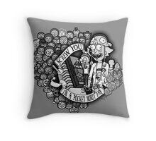 SUPER FAN - VARIANT 2 Throw Pillow