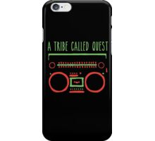 a tribe on tape iPhone Case/Skin