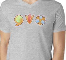 Spiritual Stones Mens V-Neck T-Shirt