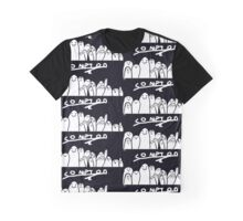 Compton Doodle Graphic T-Shirt