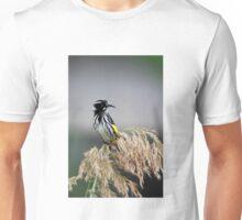 Australian Honeyeater - Looking Unisex T-Shirt