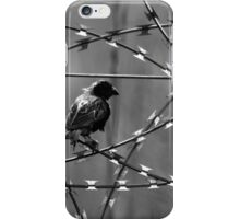 COntemplating The MAtrix iPhone Case/Skin