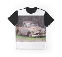 Rusted Wreck Graphic T-Shirt