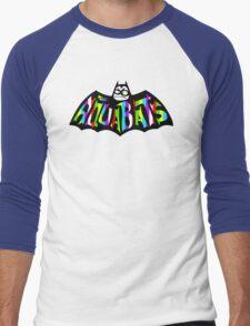 AQUABATS : SKA PUNK Men's Baseball ¾ T-Shirt