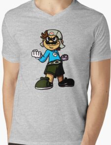 THE AQUABATS  Mens V-Neck T-Shirt