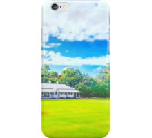 James Oval 16 iPhone Case/Skin