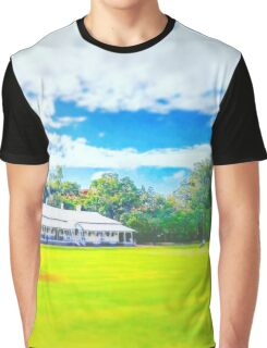 James Oval 16 Graphic T-Shirt