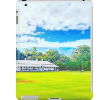 James Oval 16 iPad Case/Skin