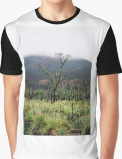 Regrowth in the Mist Graphic T-Shirt