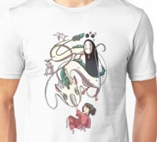 spirited adventure  Unisex T-Shirt