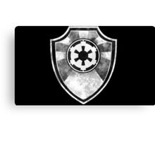 Galactic Empire Symbol Canvas Print