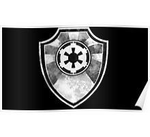Galactic Empire Symbol Poster
