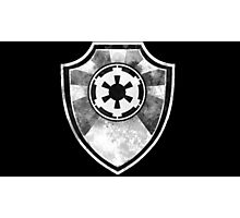 Galactic Empire Symbol Photographic Print