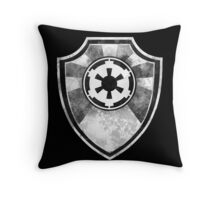 Galactic Empire Symbol Throw Pillow