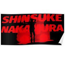 Shinsuke Nakamura Poster