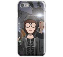 Daria Darko iPhone Case/Skin