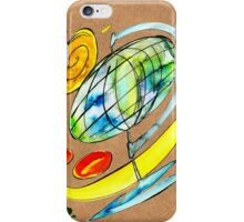 Where are you off to? iPhone Case/Skin