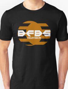 BFBS - British Forces Broadcasting Service logo Unisex T-Shirt