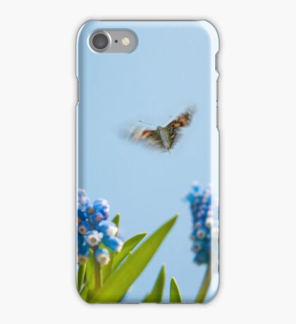 Something in the air... iPhone Case/Skin