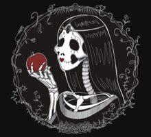 Snow White (Stack's Skull Sunday) Kids Tee