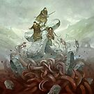Dragon Warriors Players Book by Jon Hodgson