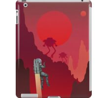 Blood Red Mars iPad Case/Skin