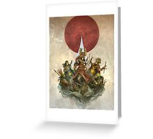 Sartar: Kingdom of Heroes Greeting Card