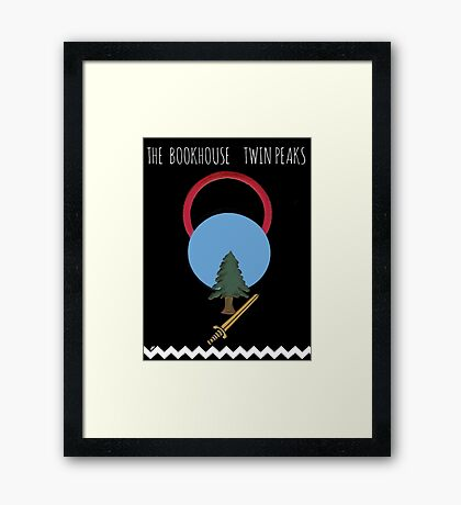 The Bookhouse Boys Framed Print