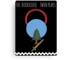 The Bookhouse Boys Canvas Print