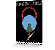 The Bookhouse Boys Greeting Card