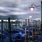 Venice By Lamplight by Tarrby