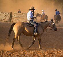 Silver Spurs Dorrigo Cowboy by Clare Colins