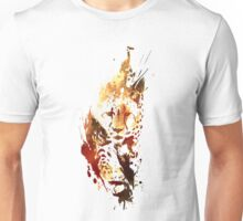 El guepardo Unisex T-Shirt