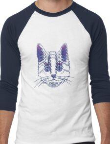 Psycat Men's Baseball ¾ T-Shirt