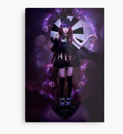 Eight of Cups Metal Print