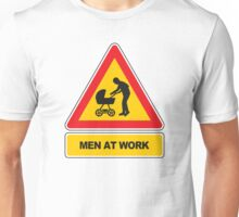 Men at work signal - Stroller Unisex T-Shirt