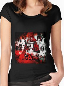 it's only rock n roll Baby Women's Fitted Scoop T-Shirt