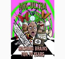 MK Ultra - Washing Brains For 70 Years Unisex T-Shirt