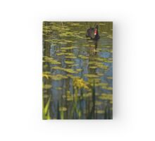 Black swan Hardcover Journal