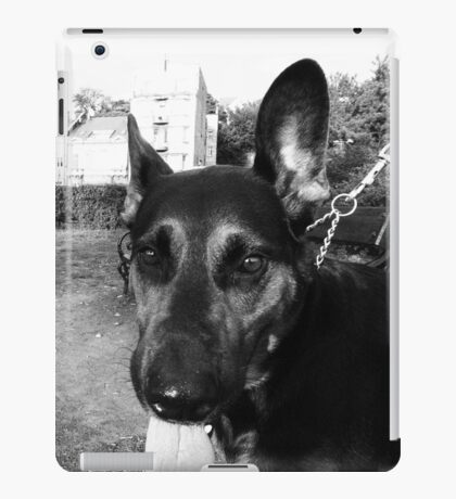 Silly Puppy iPad Case/Skin