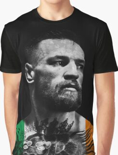 Conor McGregor Take Over Graphic T-Shirt