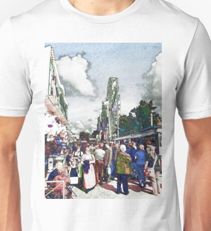 Gillamoos Dynamics Unisex T-Shirt