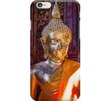 Buddha Statue iPhone Case/Skin