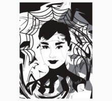 Enchanted Hepburn. Kids Tee