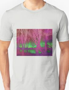 Tripping Through The Trees Unisex T-Shirt