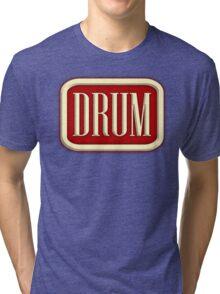 drum Tri-blend T-Shirt