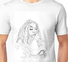 She Has Curls Unisex T-Shirt