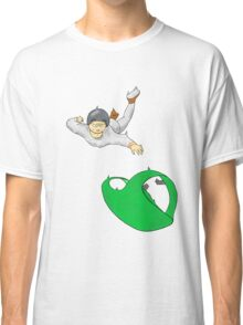 Parachute issue... Classic T-Shirt
