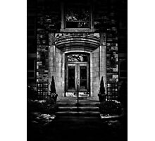 No 2 Glen Elm Avenue Toronto Canada Photographic Print